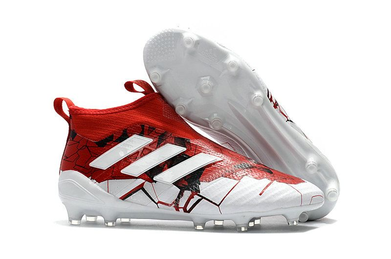 the best attitude 0c074 e2098 Men Adidas Ace 17+ Purecontrol Confed Cup FG 2018 Word Cup Diamond Red White
