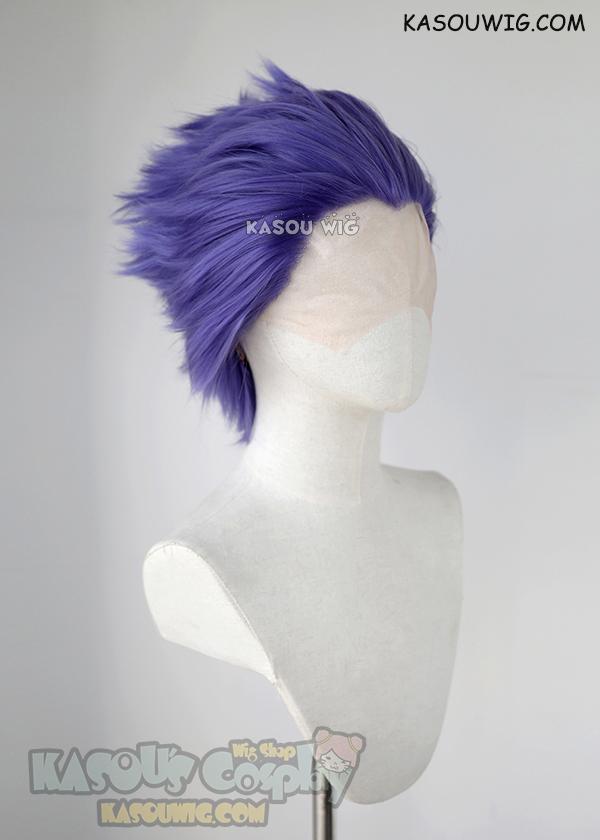 Lace Front>> My hero academia Shinsou Hitoshi purple all