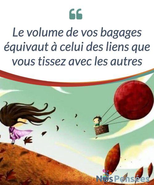 citations sur la rencontre avec quelqu'un avec des bagages site de rencontres belges