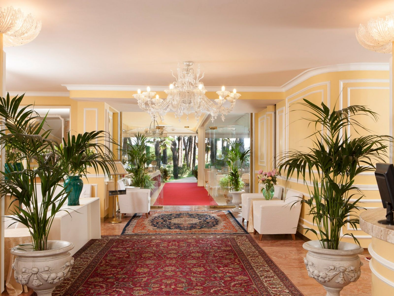 Gallia Lido Di Jesselo Hotel Italien Hotel Italien