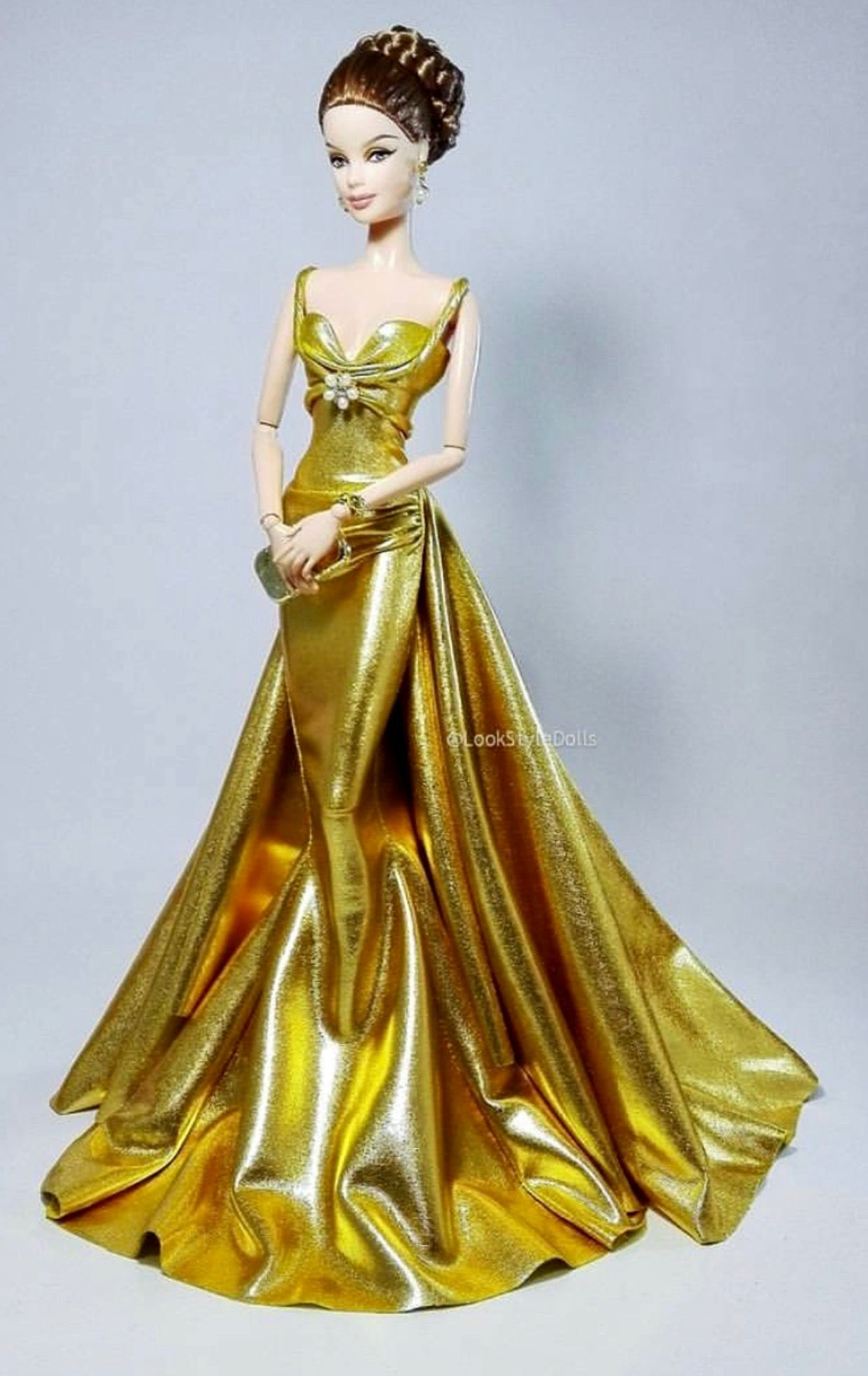 lookstyledolls | Barbie Clothes | Pinterest | Dolls, Barbie doll and ...