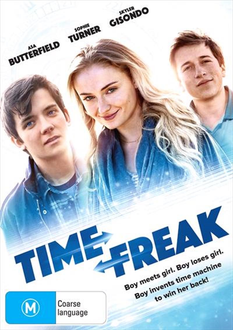 Time Freak Streaming Vf : freak, streaming, Freak, Movies, Sale,, Butterfield