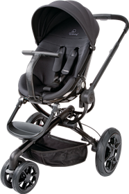 Quinny Moodd Stroller Compatible With Maxi Cosi