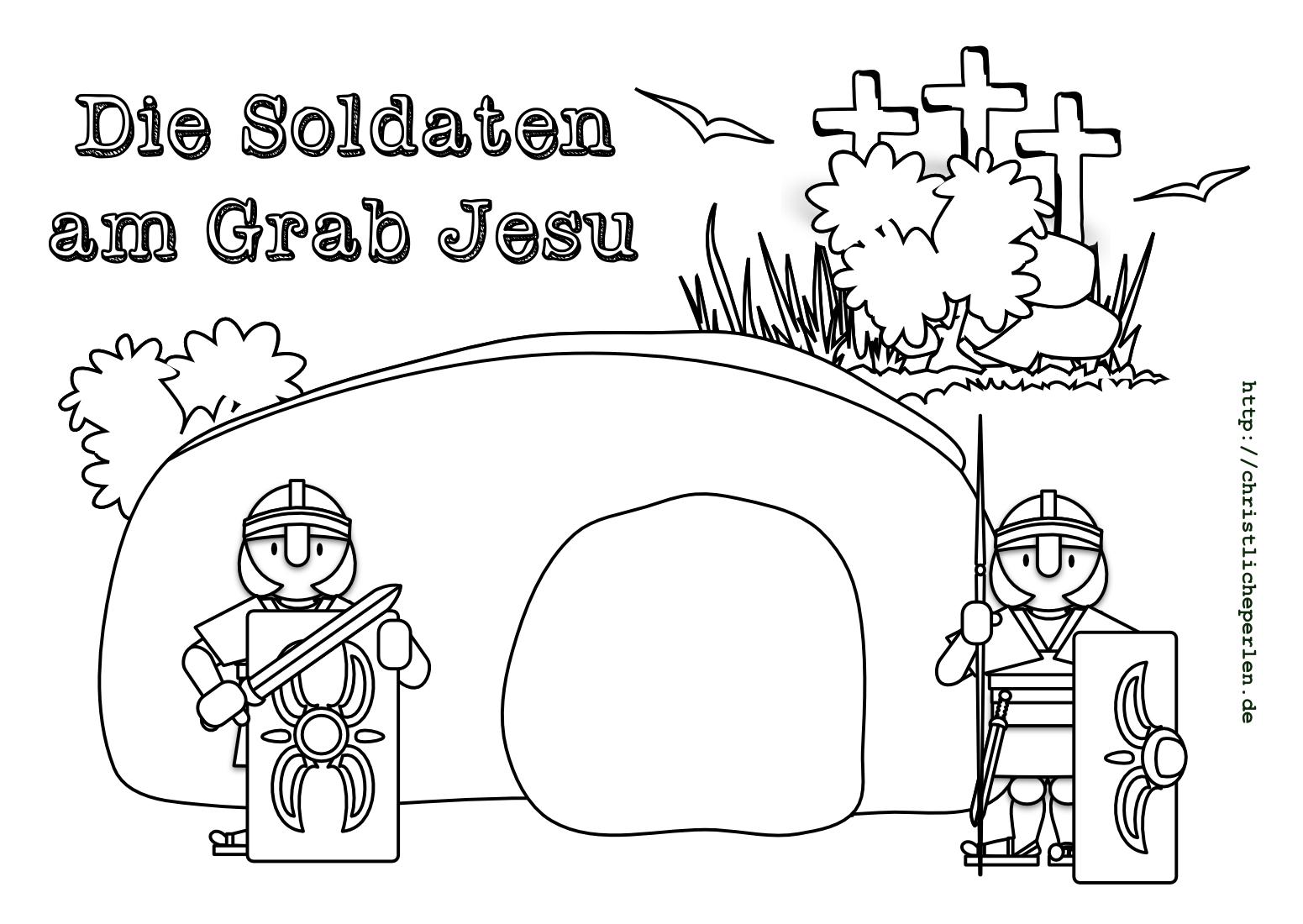 ausmalbild ostern jesus  Ausmalbilder zur Bibel  Christliche