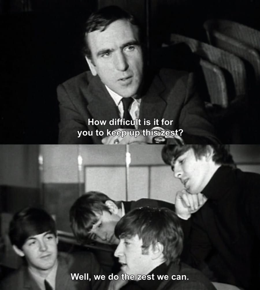 17 Times The Beatles Were Actually Hilarious Beatles