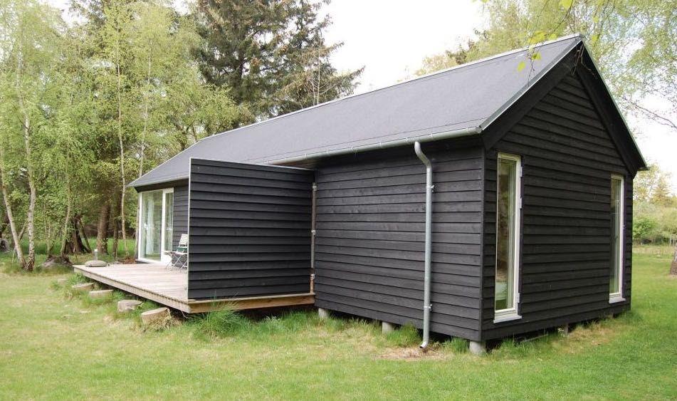 592 Sq Ft Modular Tiny Home by Møn Huset