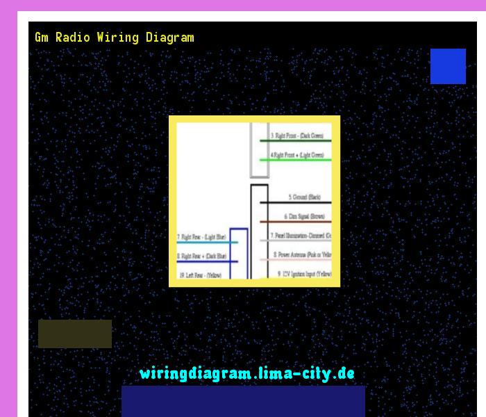 Gm radio wiring diagram. Wiring Diagram 17545. Amazing