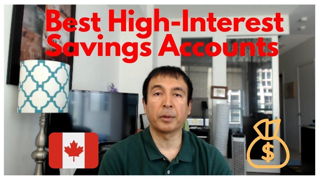 Td High Interest Savings Account