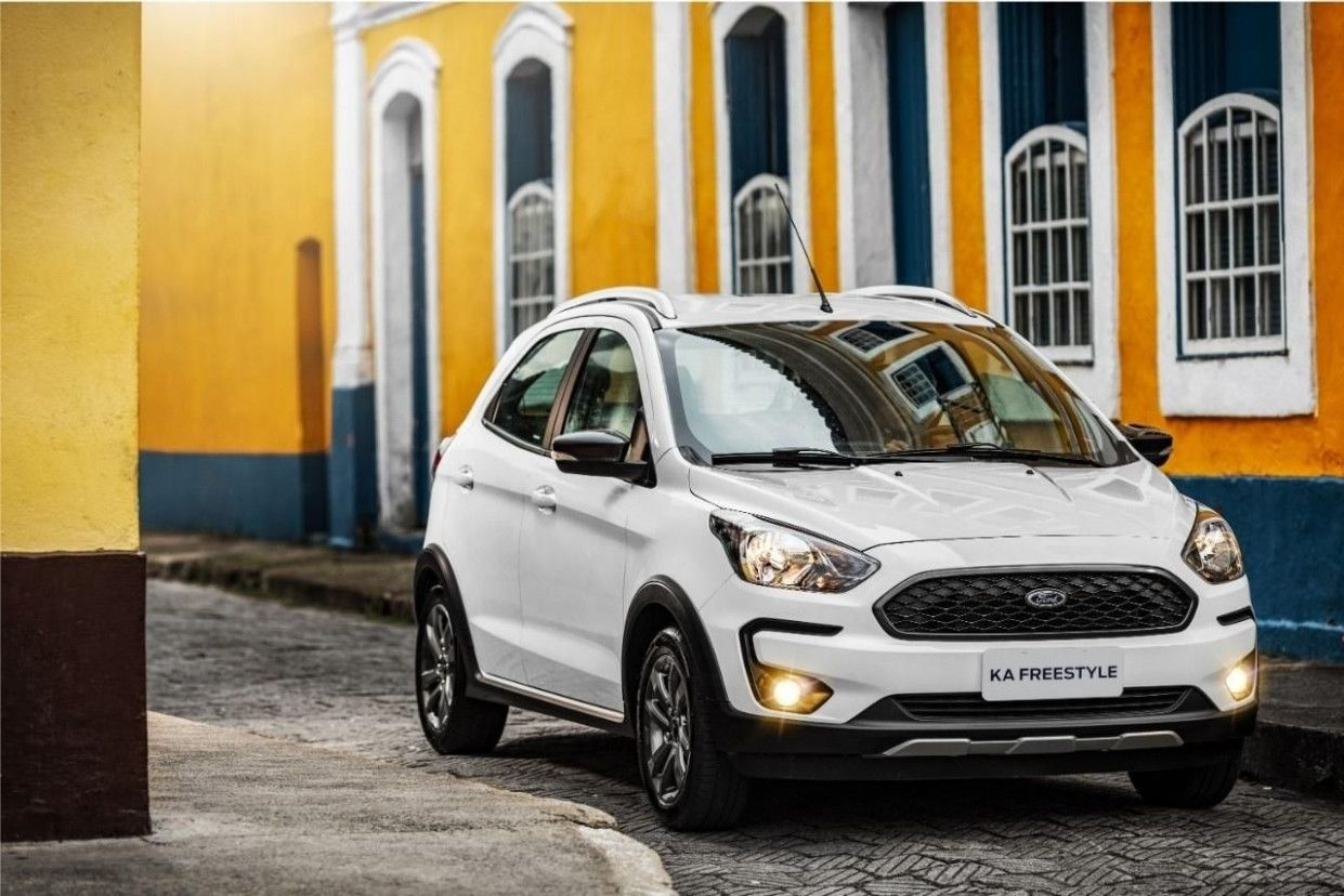 7 Wallpaper Ford Ka Freestyle 2020 En 2020
