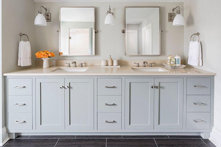 Casa Verde Design Bathrooms Benjamin Moore Vapor
