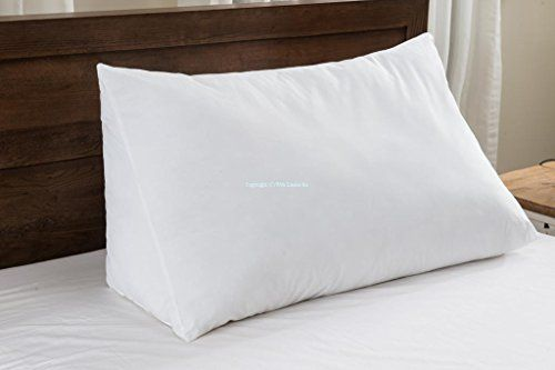 Amazon Price Tracking And History For One Wedge Pillow 100 Cotton Shell For Bed Couch Floor Exclusively By Blowout Bedding Rn 142035 B015ht32x0 Con Imagenes Cojines Cama Cojines Almohadones