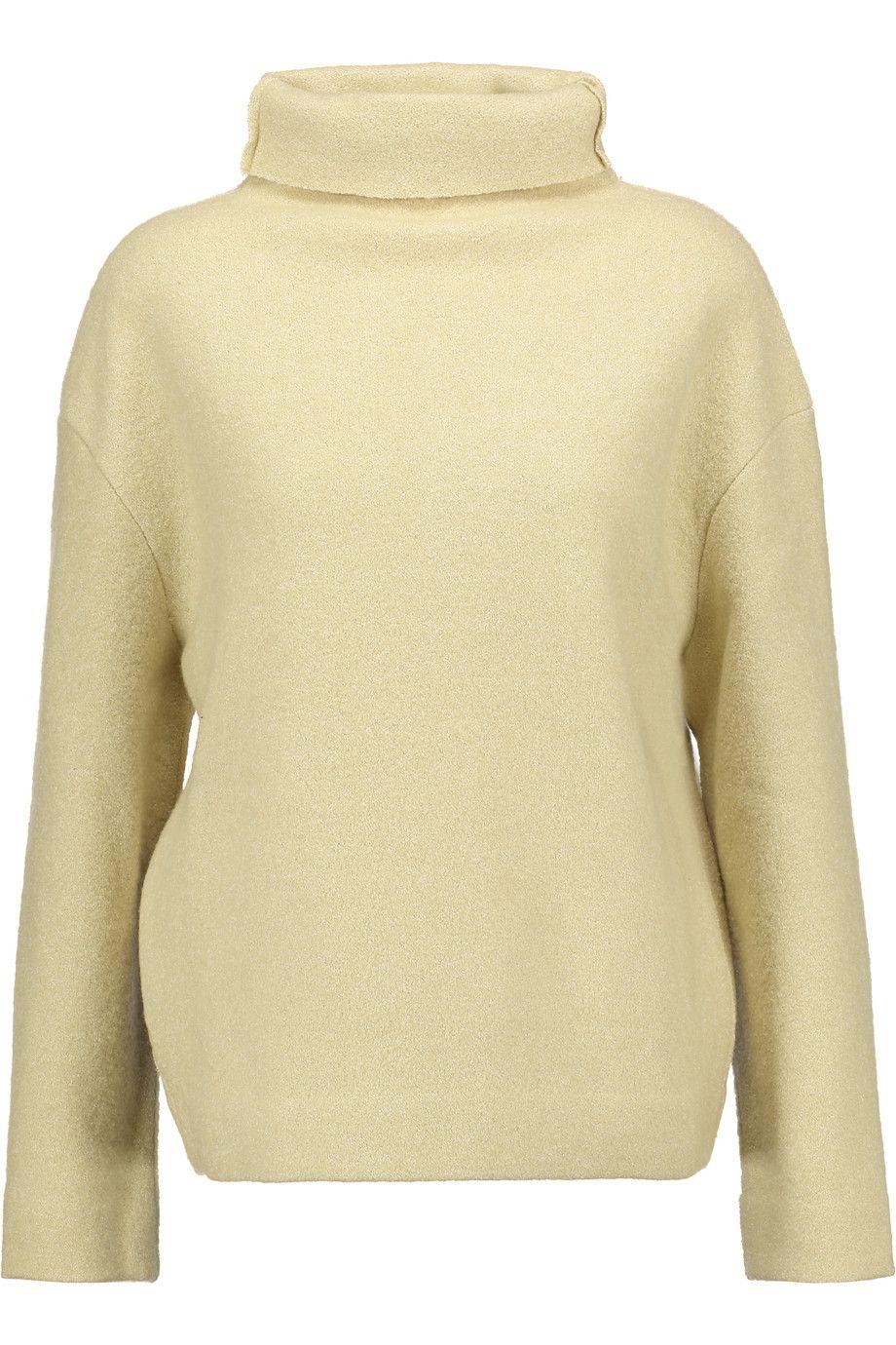 ETOILE ISABEL MARANT Dypton wool-blend turtleneck sweater ...