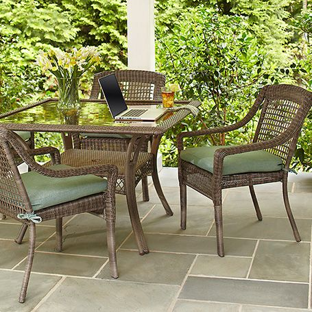 Customize Our Spring Haven Grey Collection For The Perfect Outdoor Patio  Set Tailored To Your Taste