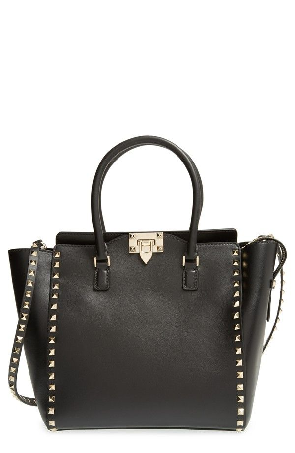 Valentino 'Rockstud' Double Handle Tote | Nordstrom