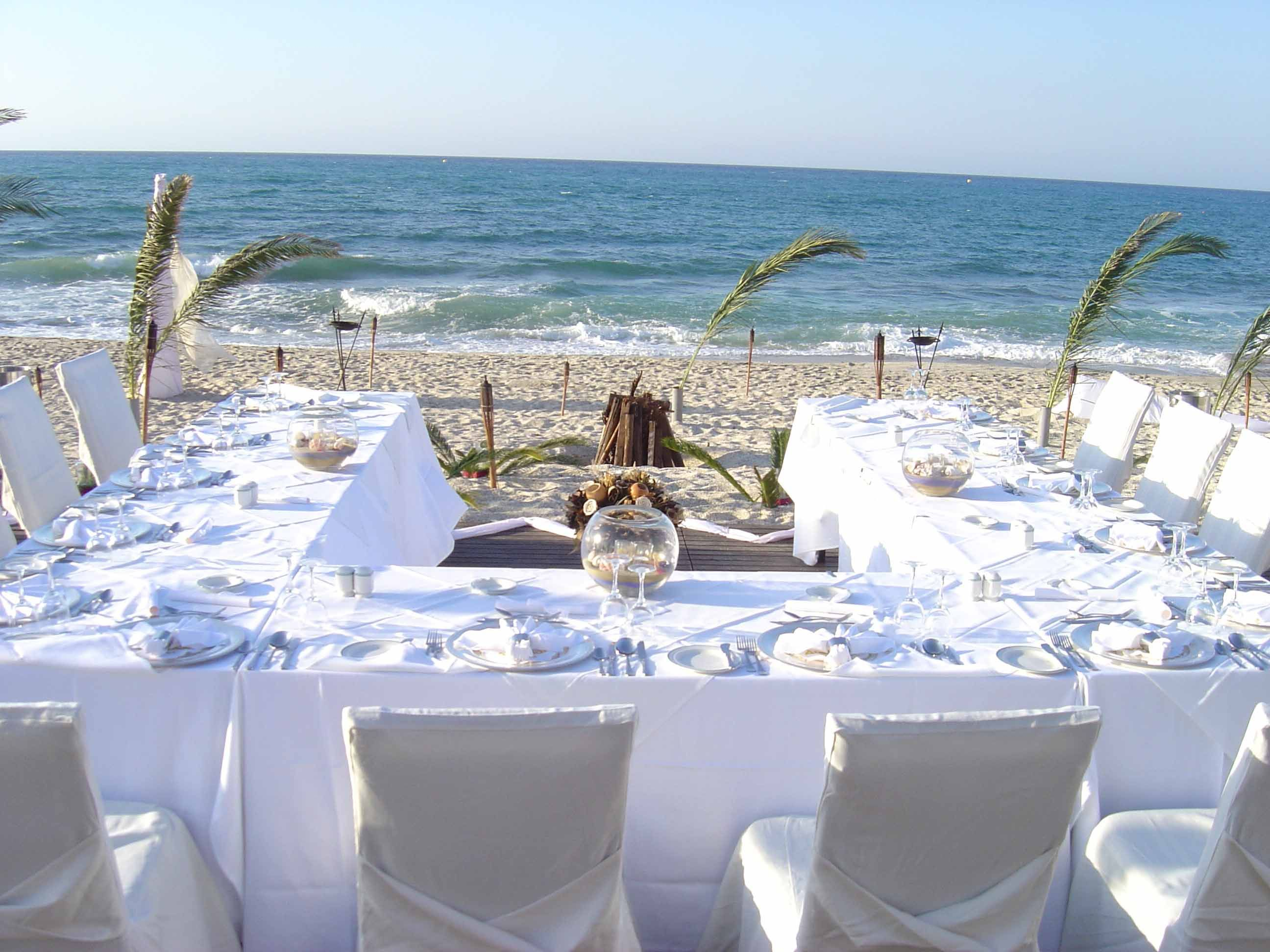 My Wedding Reception On The Beach This Is The Perfect Layout For A
