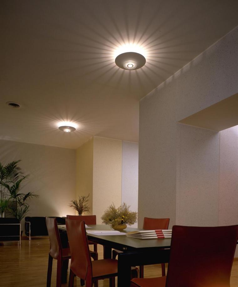 Moni Flos Prediger Beleuchtung Decke Kellerbeleuchtung Designklassiker