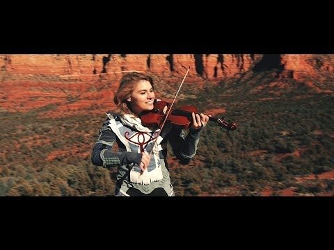 Bolero Of Fire From Zelda Oot Violin Taylor Davis Youtube