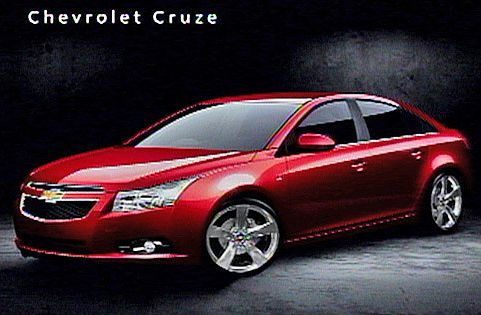 Chevy Cruz Great Mpg And Nice Looking Cruze Chevrolet Chevy Dealers