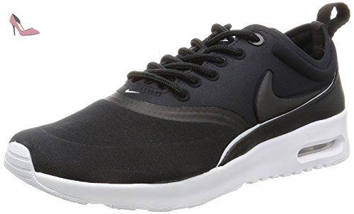 Nike W Nike Air Max Thea Ultra, Chaussures de running entrainement femme,  Noir (