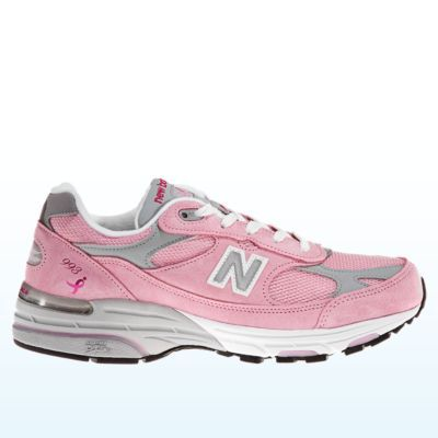 Pink New Balance - I want and need these.. seriously, I need these!  My gray ones are in need of a replacement.  I only wear New Balance tennis shoes and normally the gray ones but I want pink now!