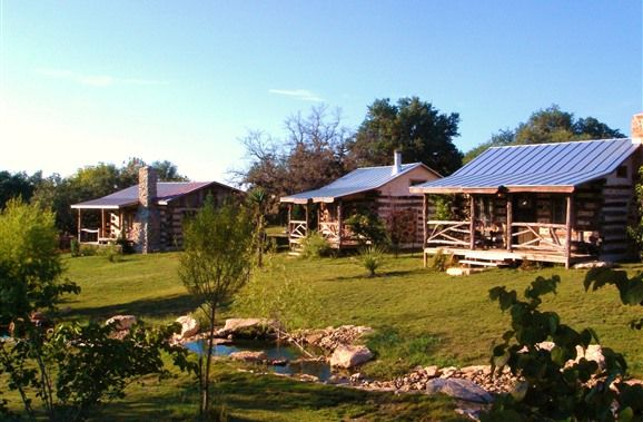 Barons Creekside In Fredericksburg Texas B B Rental