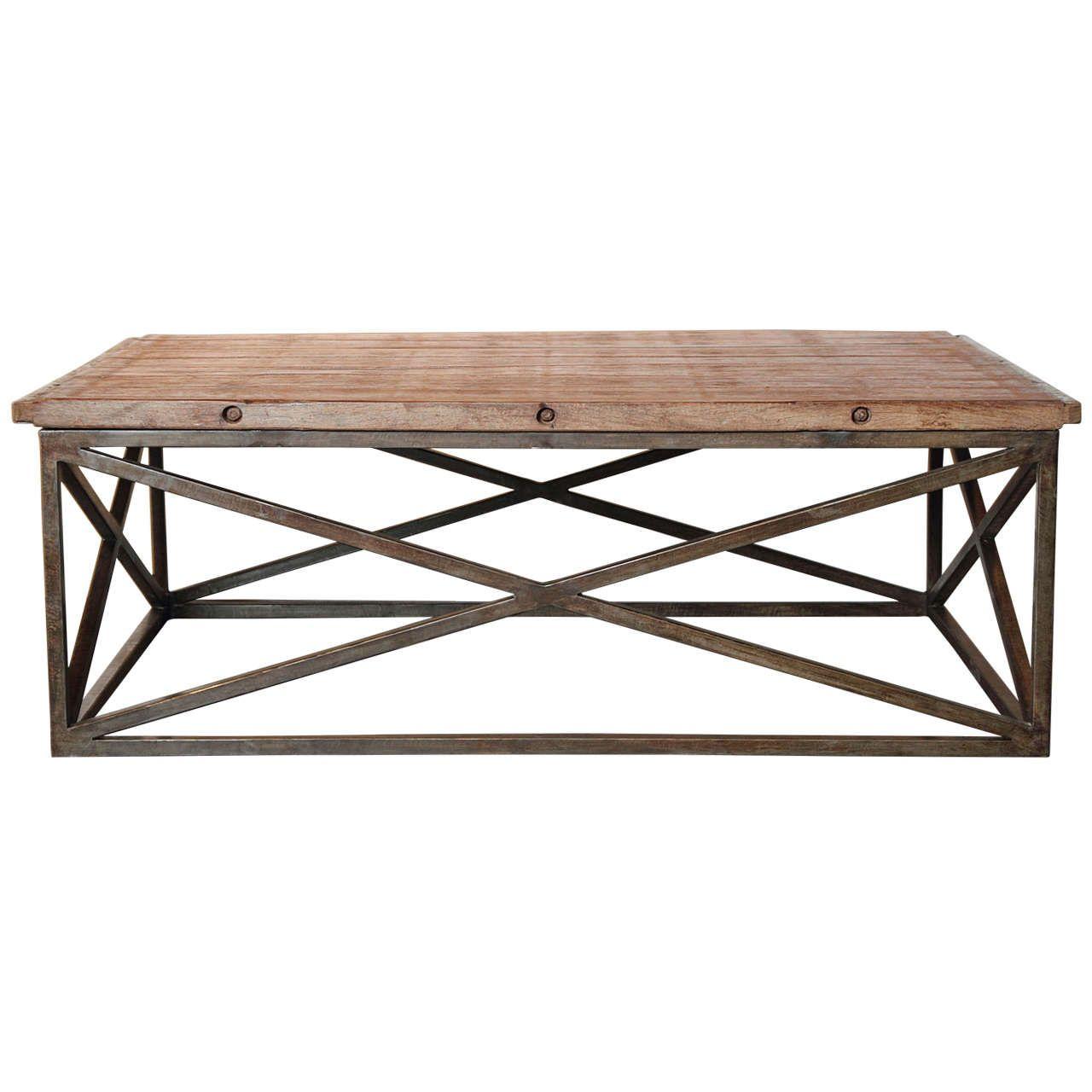 Dutch Brick Baker S Coffee Table In Indonesian Teak Coffee Table Table Furniture [ 1280 x 1280 Pixel ]
