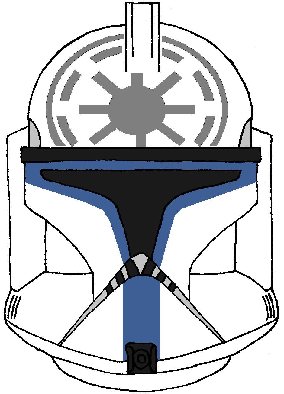 how to make a lego star wars arc trooper helmet