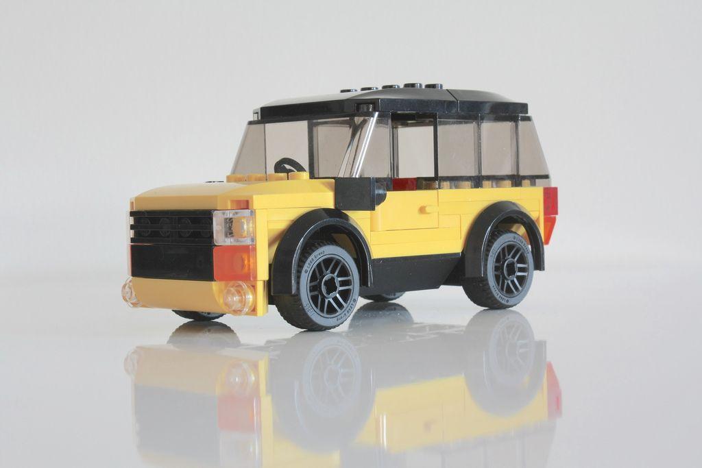 Range Rover Sport (stealthradek) Tags: cars lego rangerover