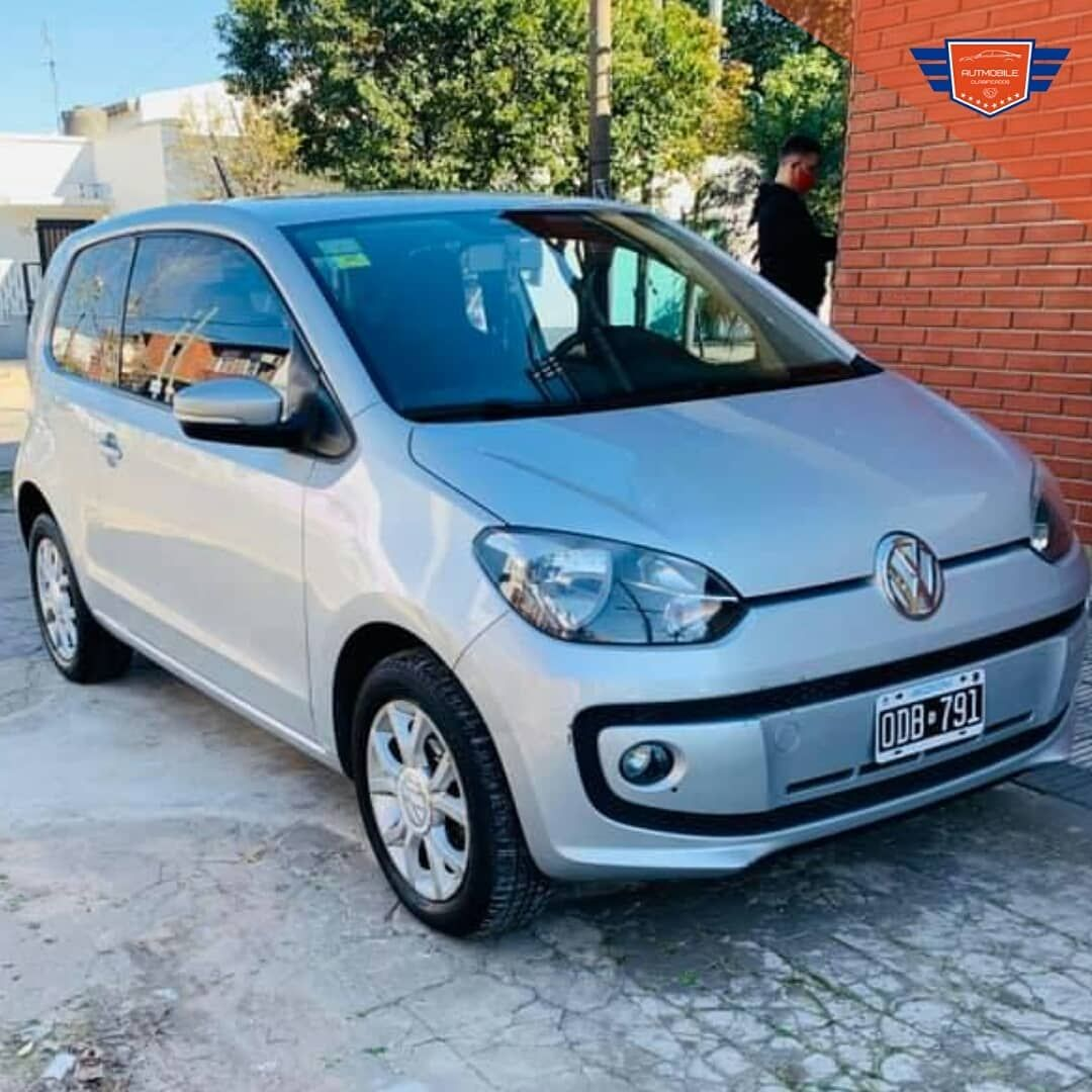 Volkswagen Up Version High Motor 1 0 Kilometraje 83 000 Km Ano 2014 Caja Manual Equipamiento Levanta Cristales Aire A In 2020 Suv Car Suv Car