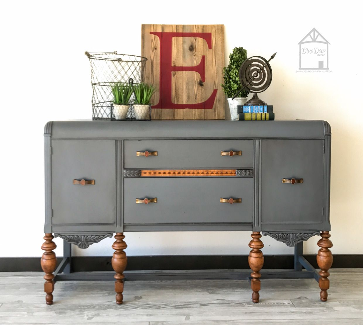 Doser Muebles The Hurricane Buffet Guest Post Color Madera Painted