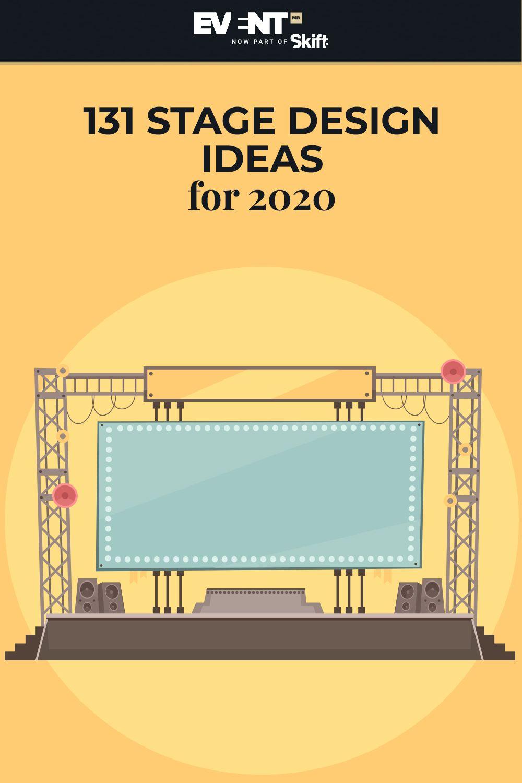 131 Stage Design Ideas For 2020 Concert Stage Design Stage Design Corporate Event Planning