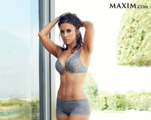 Lacey chabert hot maxim