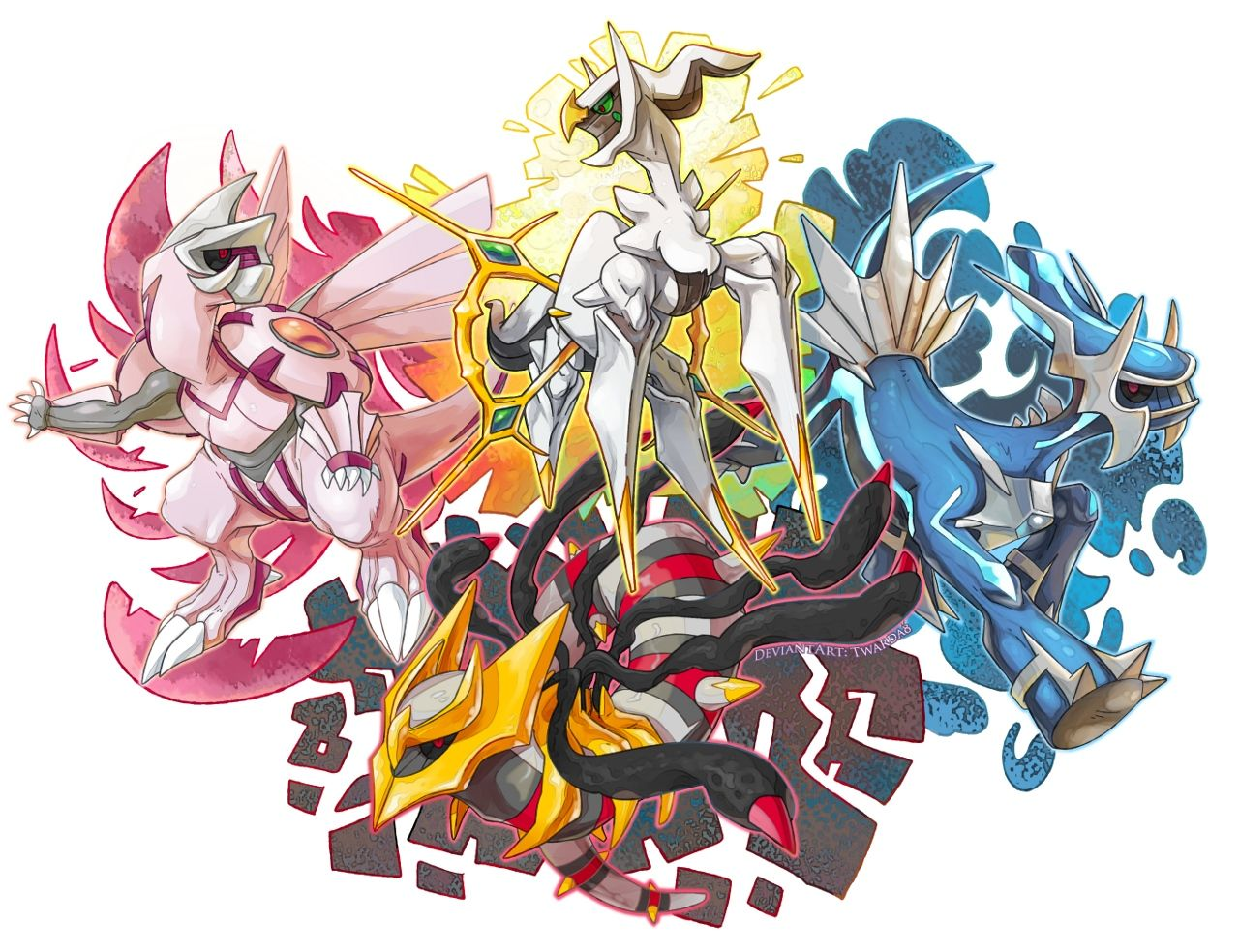 How To Get Arceus In Pokemon Pearl Without Cheats