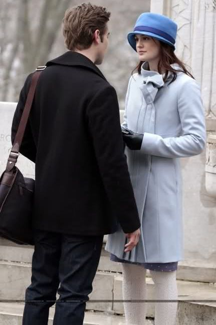 "Nate Archibald and Blair Waldorf in the episode ""It's a ..."