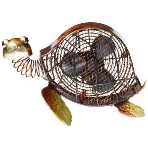 I Love These Fans I Ve Seen Several Different Designs In Stores And Online Turtle Figurines Turtle Turtle Homes