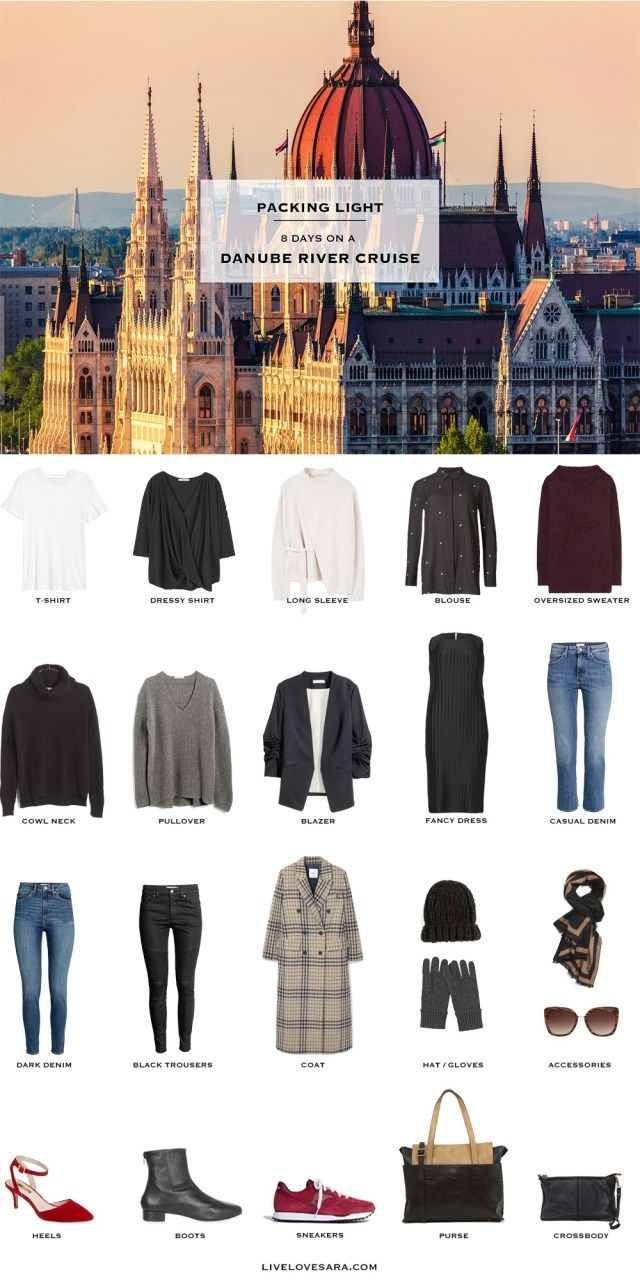 What To Pack For A Danube River Cruise Danube River Cruise
