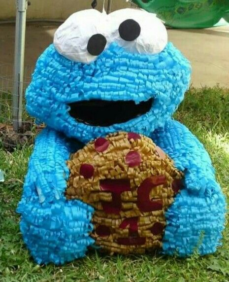 Piñata Cookie Monster