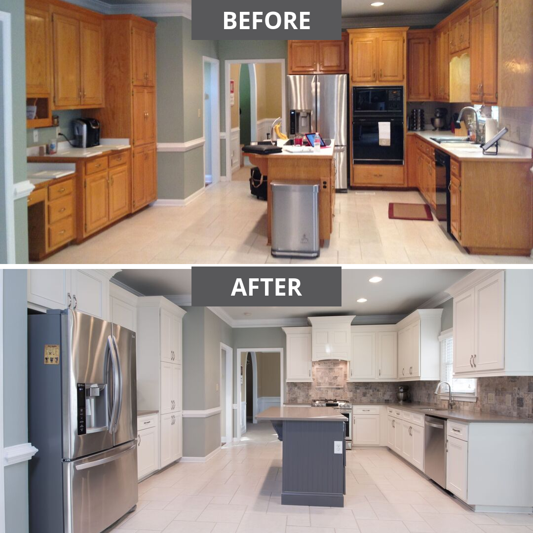 Kitchen Remodel Small, Kitchen Refinishing