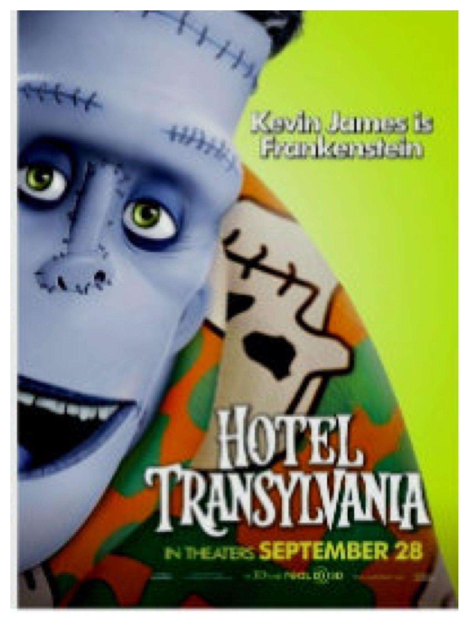 Frankenstein from hotel Transylvania Hotel transylvania