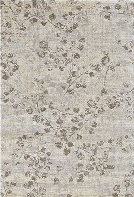 Feizy Rugs Fiona Collection Steel Area Rug SHOP Www.crownjewel.design