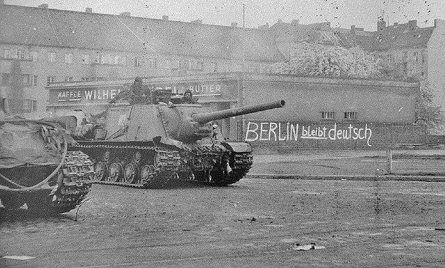ISU 122 | WW2 tanks | Flickr