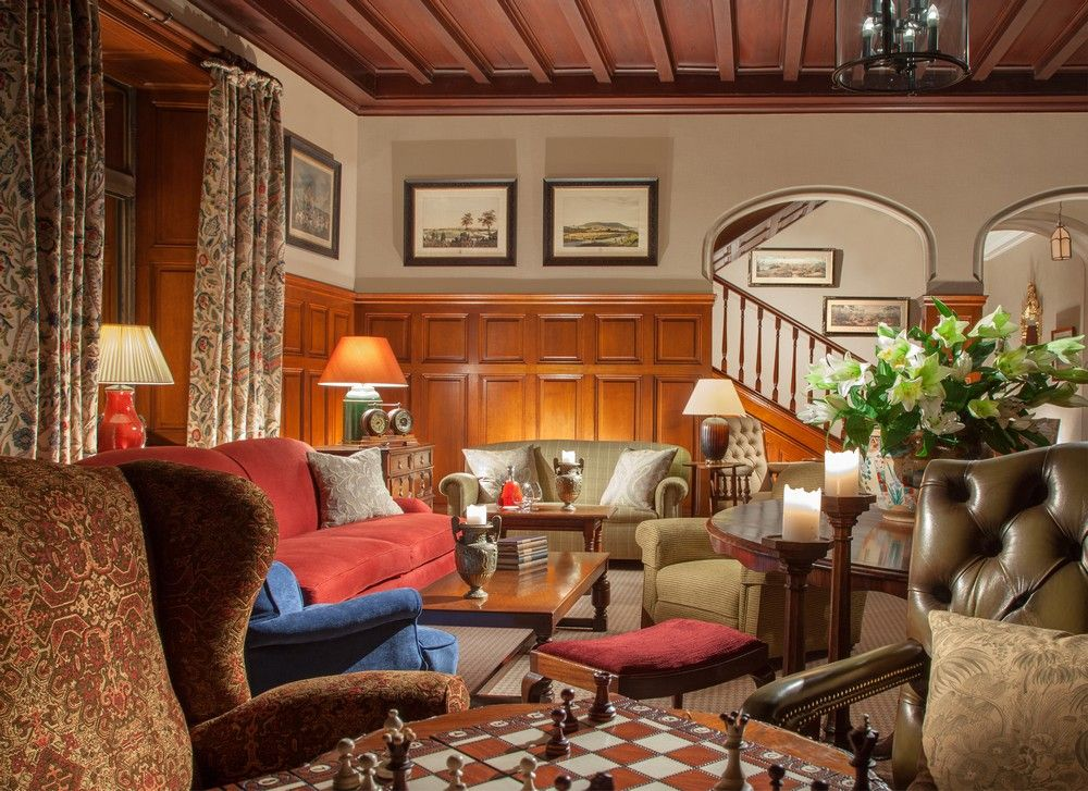 Luxury Hotel Scotland Dunblane Perthshire Andy Murray Cromlix