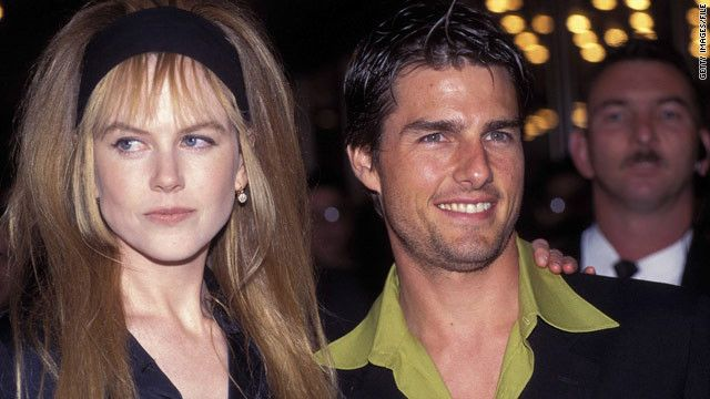 Shocking Celebrity Splits Cnn Com Nicole Kidman Tom Cruise Celebrity News Gossip