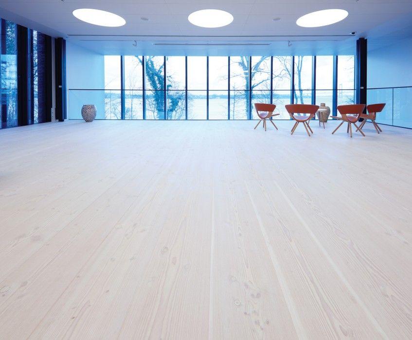 Schön Plank Flooring At Clay Museum   Douglas By Dinesen | Materials .