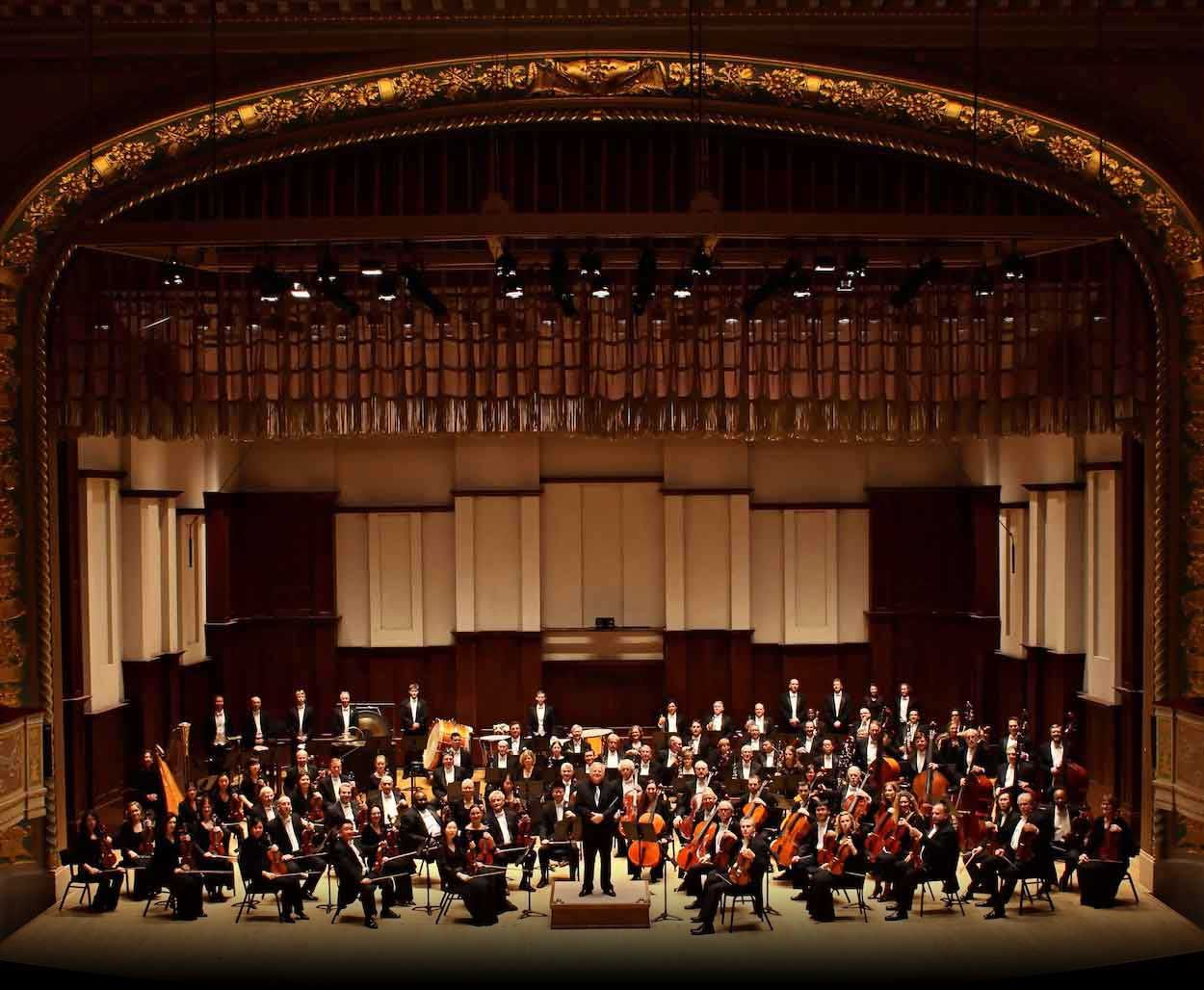 Take your children on a virtual field trip to the symphony