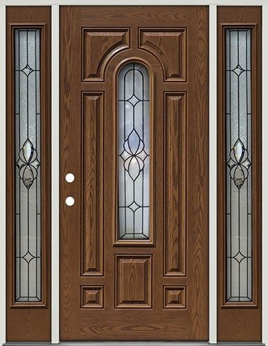 Beautiful is Steel or Fiberglass the Better Entry Door
