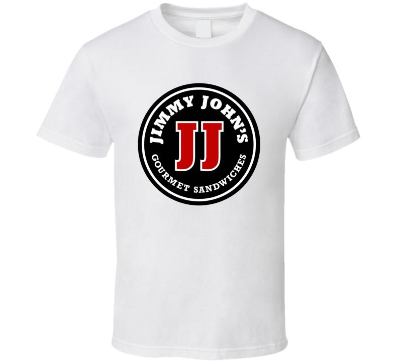 Jimmy John T Shirt Gift Trending Design T Shirt in 2020