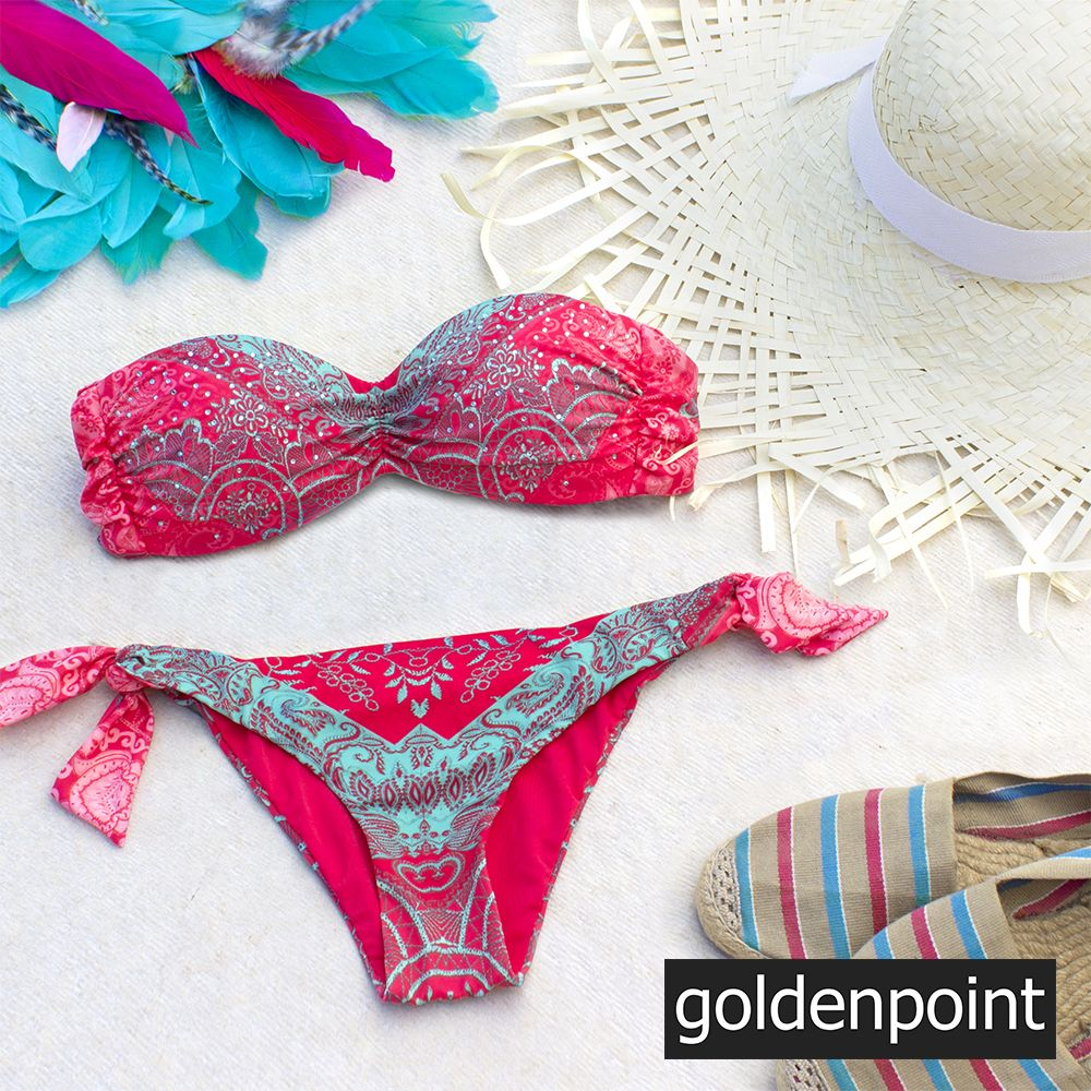 Goldenpoint Beachwear Collection 2017