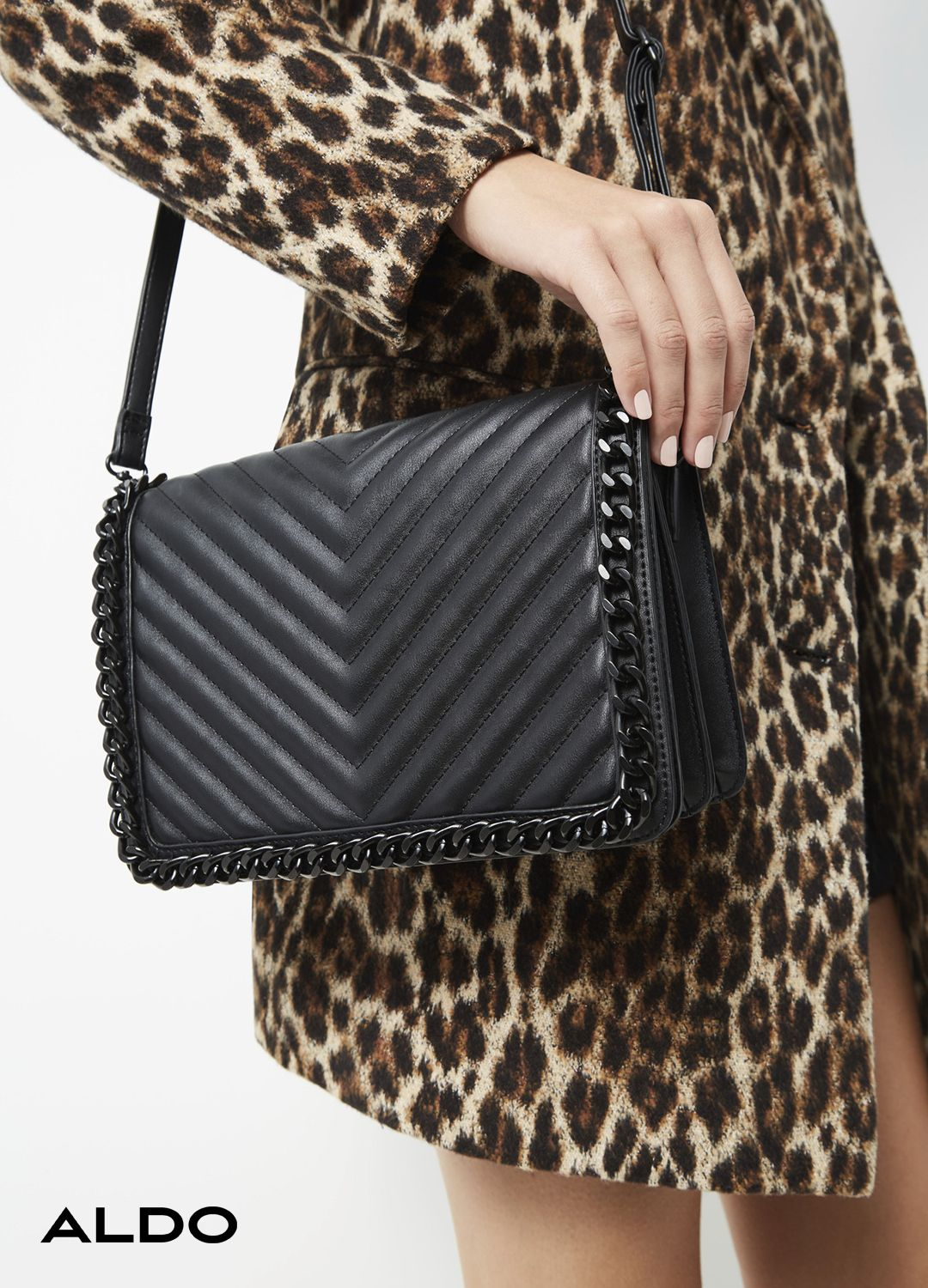 da9528b3ade Aldo bag #GiftMeAldo - black bag that goes with everything.... CHECK! ✓  #giftmealdo