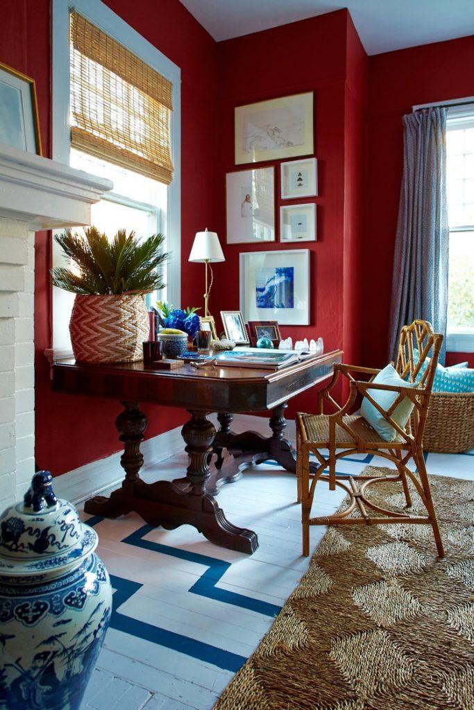 Designer To Watch William Mcclure Red Officestudy